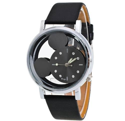 Reloj Mickey Mouse Retro Nuevo Modelo 2019 + Envío Gratis