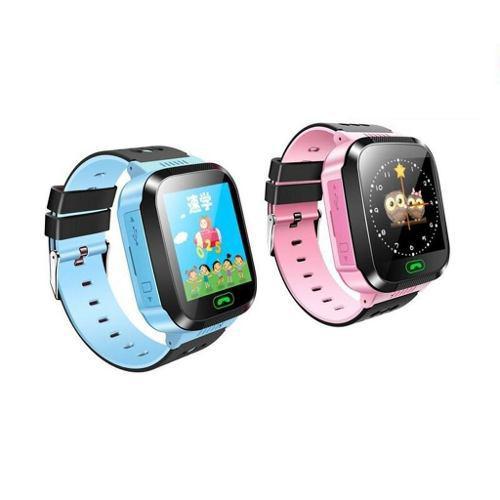 Reloj Smartwatch Q528 Localizador Rastreador Para Niños