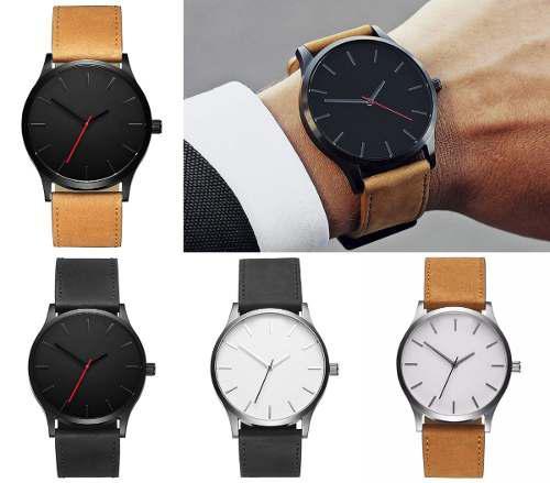 Relojes 2019 Hombre Moda Casual Calidad Premium Envío