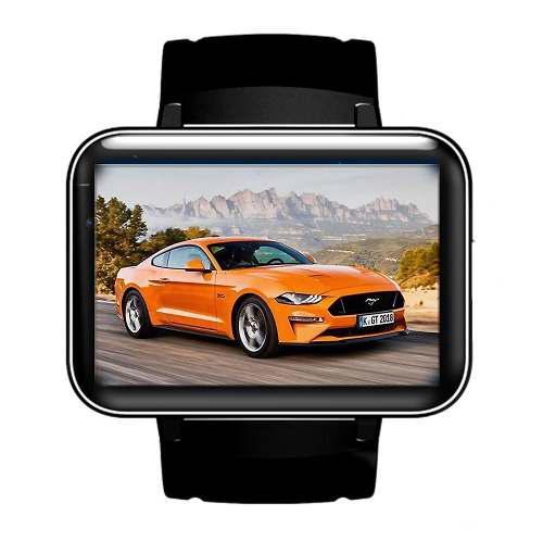 Smart Watch Dm98 Phone Cámara Gps Touch Reloj Inteligent