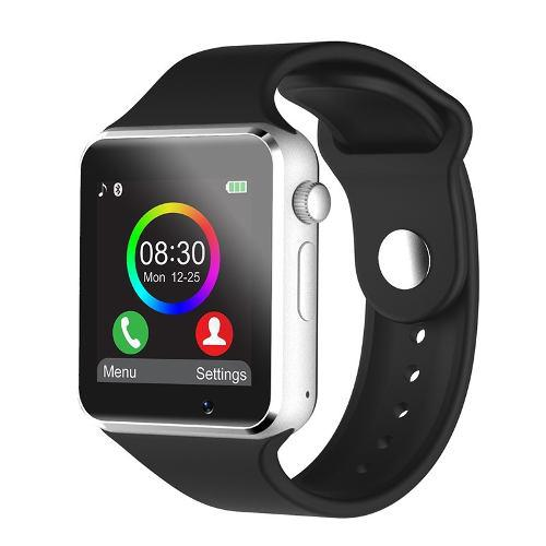 Smartwatch A1 El Reloj Celular Soporta Micro Sim, Camara