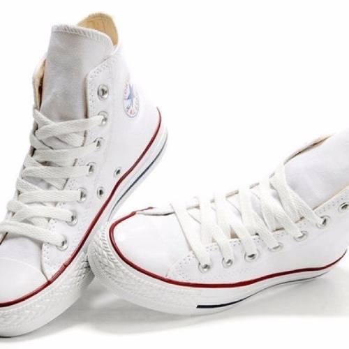 Tenis Converse Originales Bota Blanco Unisex
