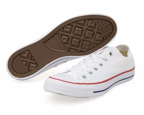 Tenis Converse Originales Choclo Blanco Unisex