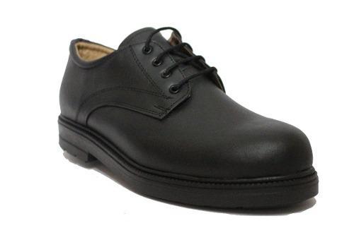 Zapato Comodo De Piel,para Uso Diario Mod.511