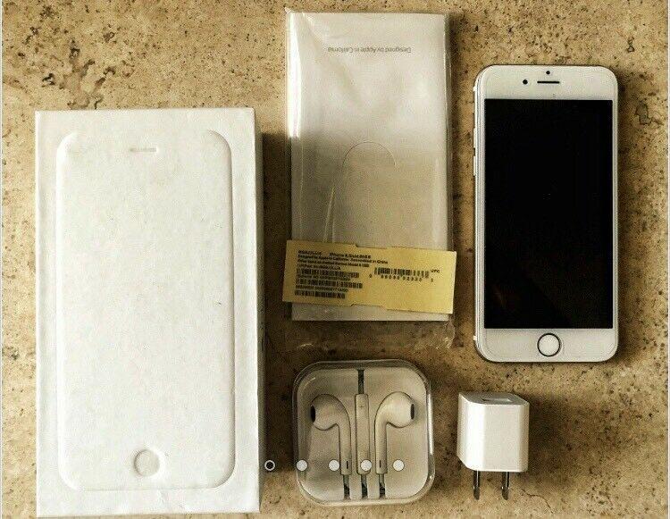 iPhone 6 64gb liberado de fábrica cualquier telefonía