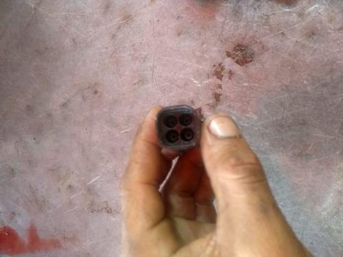 4l30e Conector Del Cuerpo De Valvulas Isusu Rodeo