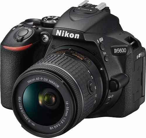 Camara Nikon D Dslr Con Af-p Dx mm F/ Vr