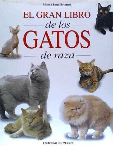 Gran Libro De Los Gatos De Raz(libro Gatos)