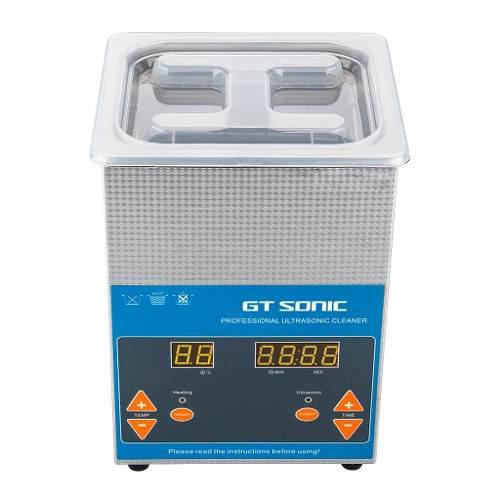Limpiador Ultrasonico Con Temporizador 2l Para Joyería Y