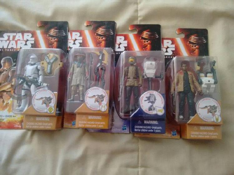 Mini Coleccion StarWars