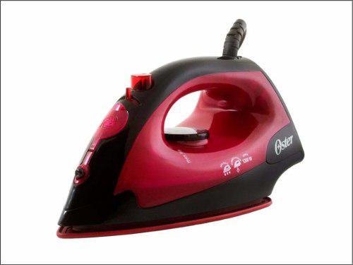 Plancha De Vapor Color Rojo/negro Oster Gcstbs4801r-013