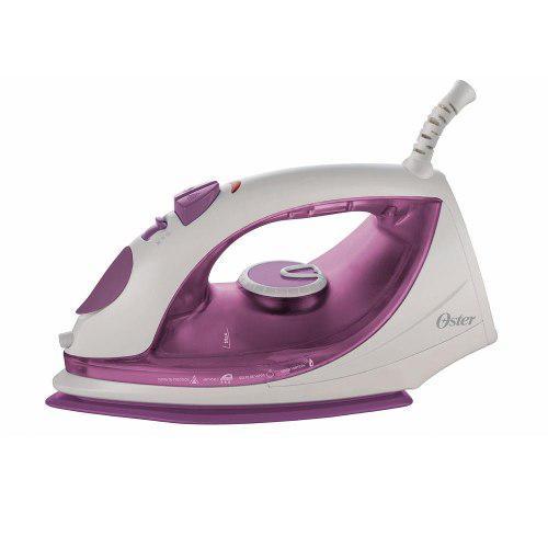 Plancha De Vapor Color Violeta/bco. Oster Gcstbs590-013