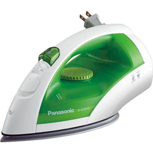 Plancha De Vapor Panasonic Mod. E250 C/cable Retráctil