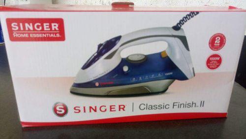 Plancha Singer Classic Finish Iinuevo