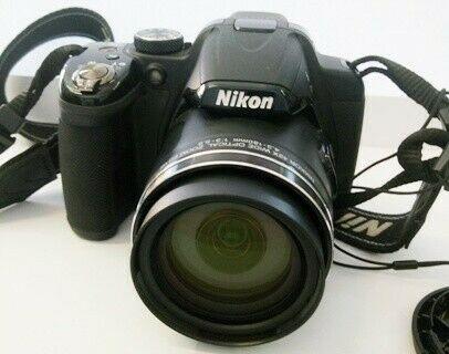 Camara Fotografica Profesional Nikon modelo P530 - Remates