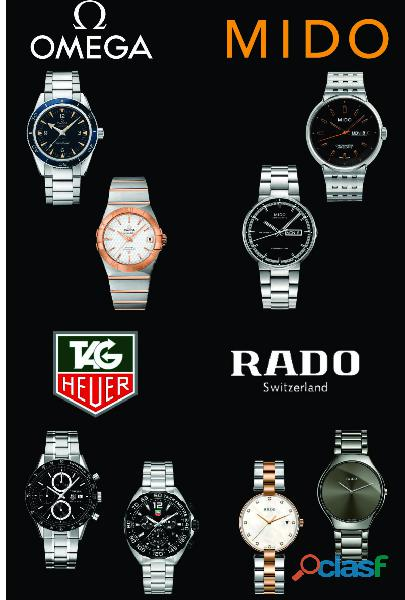 Compra de Relojes Finos Guadalajara