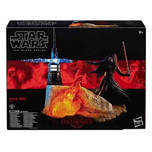 Figura Acción Star Wars Kylo Ren The Black Series Hasbro