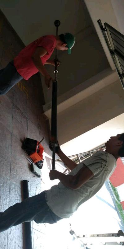 Instalaciónes y mantenimiento de portones automáticos,e