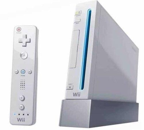 Nintendo Wii + 2 Controles + Juegos + Accesorios Varios