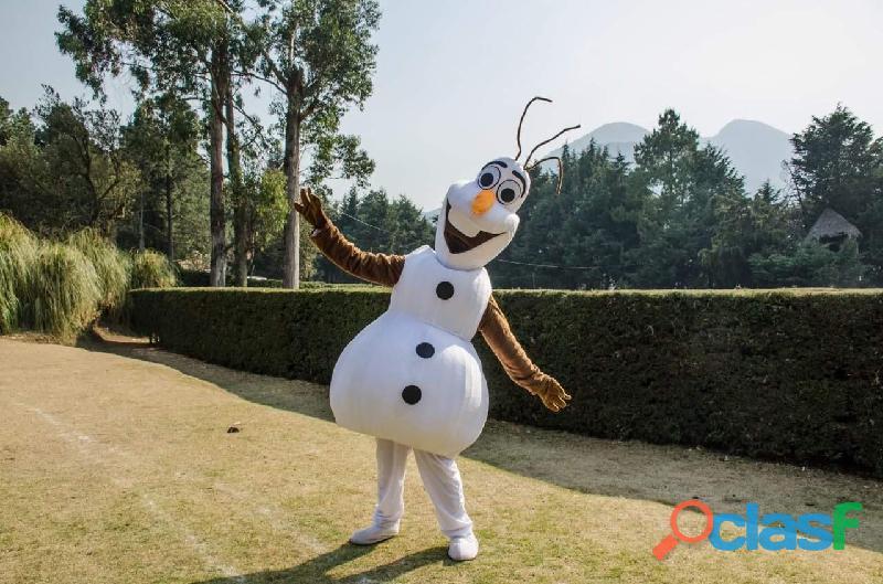 Show De Frozen Para Fiestas y Eventos