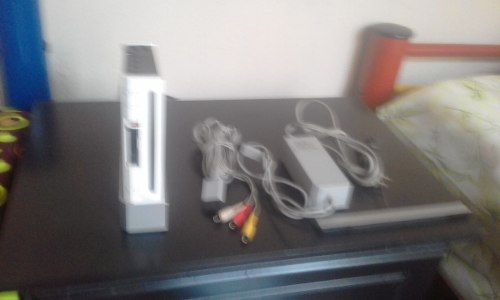 Wii Blanco Version 4.3 Con Control De Game Cube Y 7 Juegos