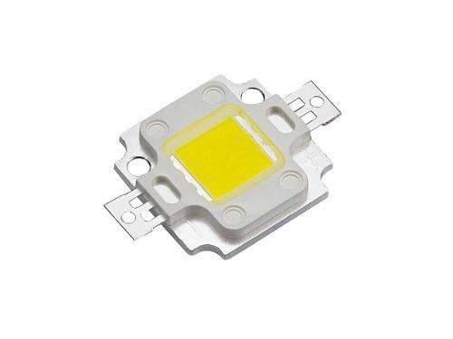 10w Led Blanco Frio De Potencia Smd Cdmx Electrónica