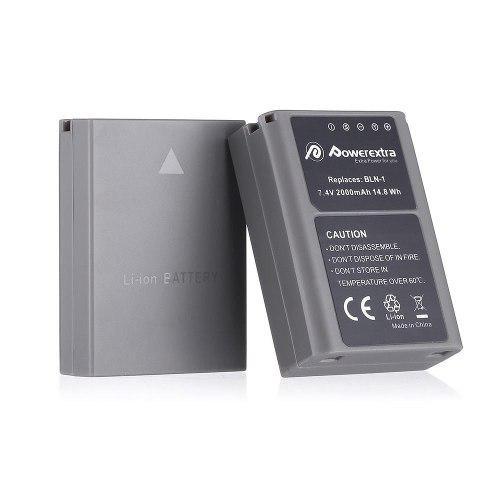 2x Battery - Bln-1 Batería De 2000mah + Cargador Para