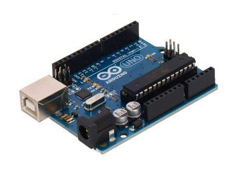 Arduino Uno R3 Con Cable Usb Cdmx Electrónica