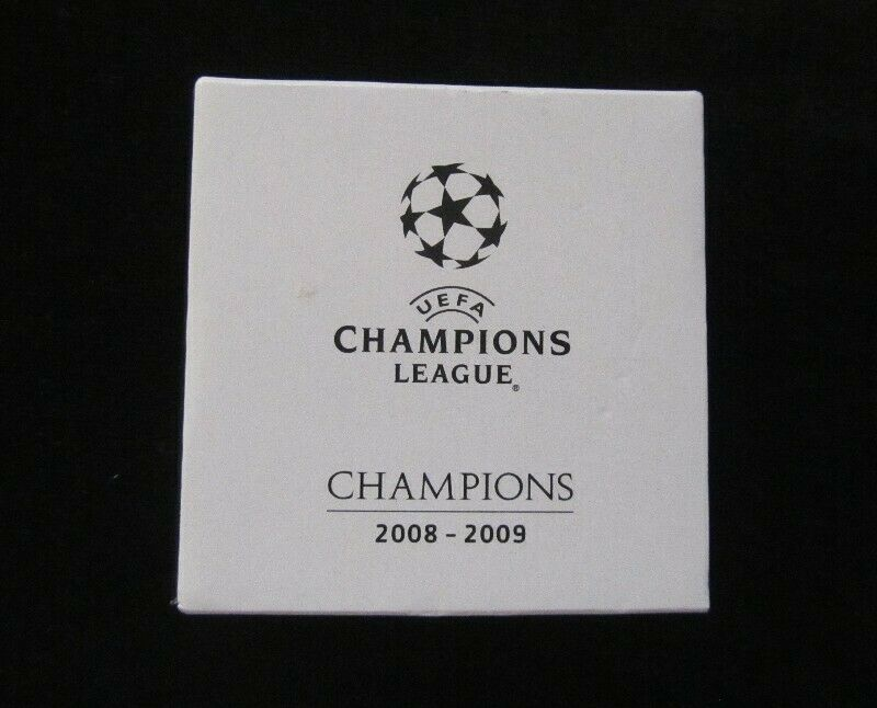 BARCELONA PIN CAMPEON UEFA CHAMPIONS LEAGUE ESPAÑA LFP
