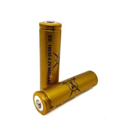 Bateria Recargable Tipo Ultrafire 4.2v 8800 Mah Fralugio