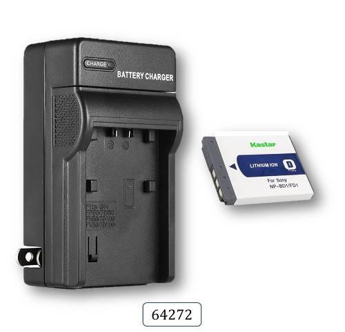 Cargador + Bateria Mod. 64272 Para Sony Cybershot Np-bd1