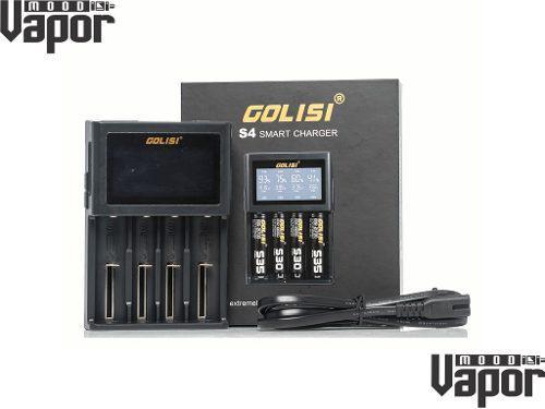 Cargador De Baterias Golisi S4