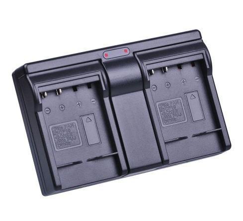 Cargador Doble Generico Para Bateria Pila Nikon En El12