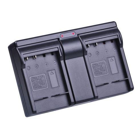 Cargador Doble Generico Para Bateria Pila Nikon En El24