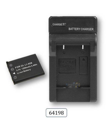 Cargador Y Bateria Mod. 64198 Para Nikon En-el10