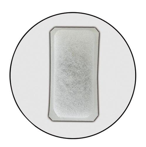 Cartucho De Fibra C/carbon P/acuario Mini (2 Pzas)