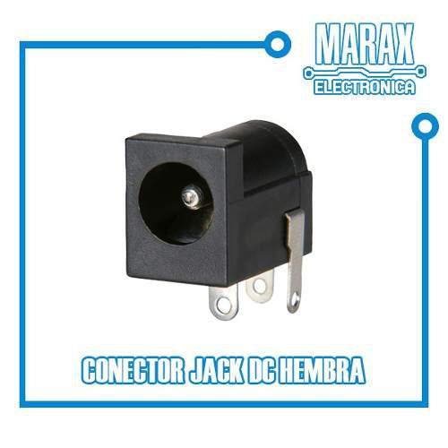 Conector Jack De Alimentación Dc Hembra Arduino