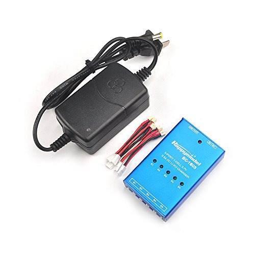 Crazepony Bc-1s05 1s Lipo Cargador De Batería De 3,7 V 5