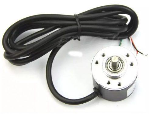 Encoder Rotativo Incremental 400p/r Optico + Envio