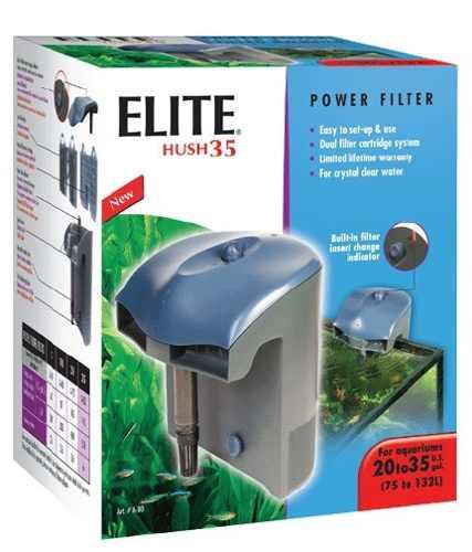 Filtro De Cascada Elite 35 De 75 A 135 Litros Envío Gratis