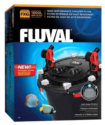 Filtro Externo De Vaso Fluval Fxlts Acuarios