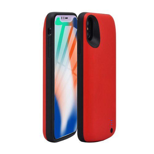 Funda Case Cargador 6000mah Bateria Pila iPhone X Xs Xr Max
