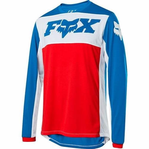 Jersey Fox Indicator Wide Mtb Downhill Enduro Bmx Trial Bici