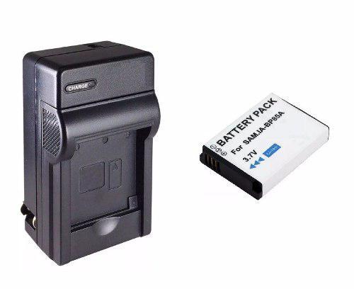 Kit 1 Cargador + 1 Bateria Bp-85a Para Samsung