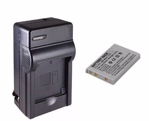 Kit 1 Cargador Y 1 Batería En-el5 Para Cámara Digital