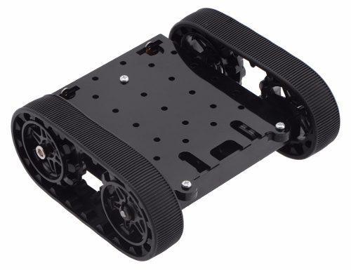 Kit Chasis Robot Sumo Zumo Carro Pololu Arduino Pic