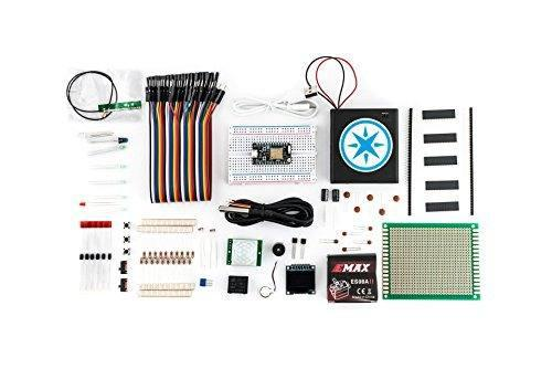 Kit De Partículas Maker Con Más De 40 Componentes Para El