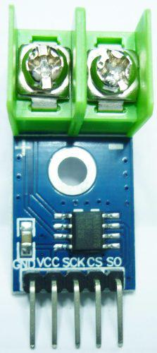 Módulo Max6675 Para Sonda De Temperatura Tipo K Arduino Pic