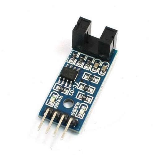 Módulo Sensor Lector Óptico Infrarrojo Para Encoder Fc-03