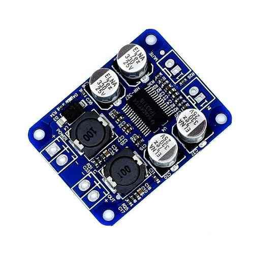 Modulo Amplificador De Audio Mono Tpa3118 60w Arduino
